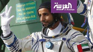 الإماراتي هزاع المنصوري .. إلى محطة الفضاء الدولية