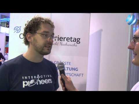 """""""Mobile First als Devise ändert die ganze Welt"""" Carlo Matic, Interactive Pioneers GmbH"""