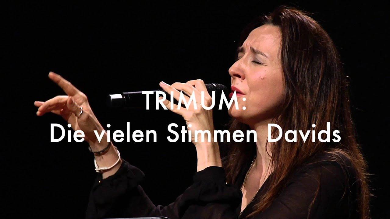TRIMUM - Die vielen Stimmen Davids