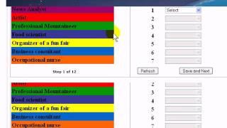 Career Aptitude Assessment Test 1