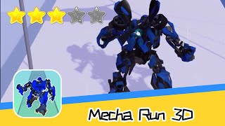 Mecha Run 3D Walkthrough Best Transformer Game Recommend index three stars