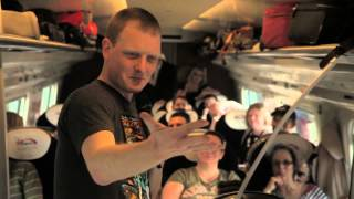 Glasgow International Comedy Festival - Virgin Trains Comedy Coach