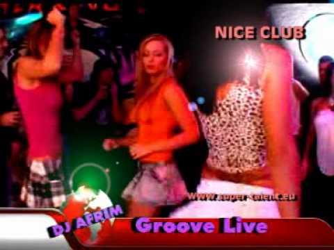 DJ AFRIM - Groove Live Stuttgart