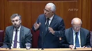 02-11-2017 - Debate na Generalidade OE 2018 | Resposta do PM à Deputada Assunção Cristas