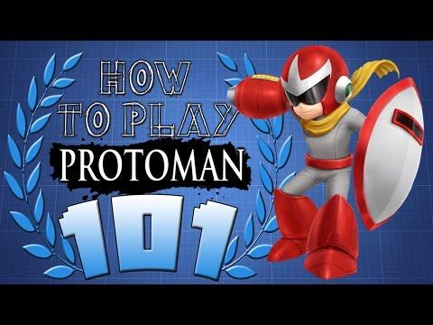 HOW TO PLAY PROTOMAN 101 (Alpharad Parody) - FelixFaction