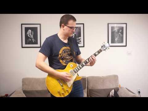 Framing Hanley  Lollipop guitar