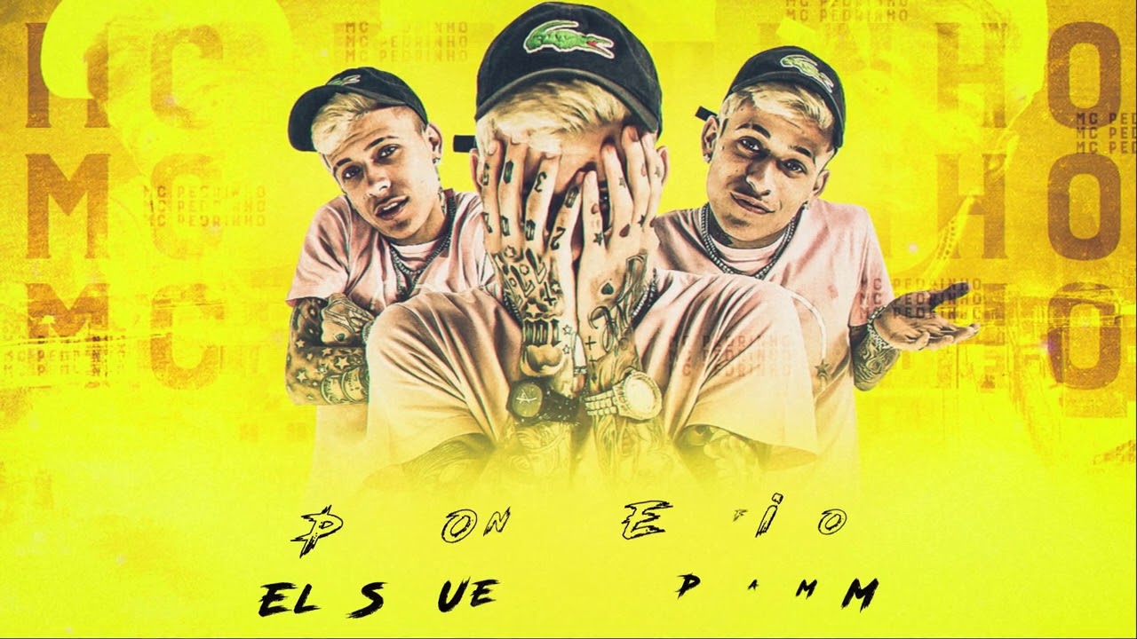 MC Pedrinho - Alma Iluminada Prod. Caio Passos (Lyric Video)