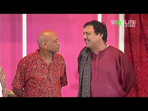 Best Of Akram Udass and Sohail Ahmed New Pakistani Stage Drama Full Comedy Funny Clip | Pk Mast