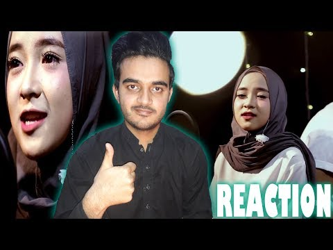 Reaction On: ROHMAN YA ROHMAN COVER BY SABYAN