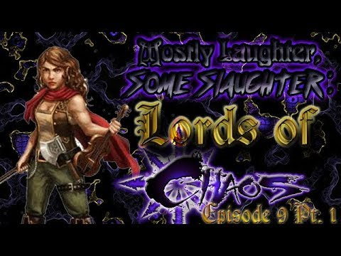 A Piece of the Action - MLSS: Lords of Chaos episode 9 part 1 of 2