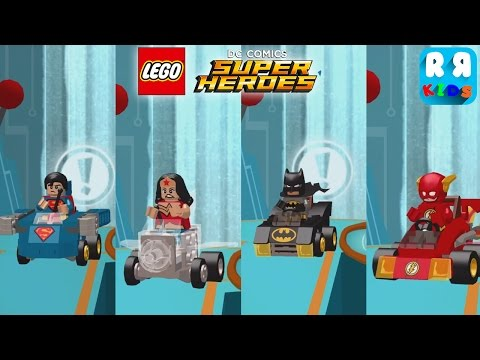 LEGO DC Super Heroes Mighty Micros - All Justice League Heroes