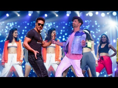 Hrithik Roshan and Tiger Shroff Crazy Dance Performance at Kapil Sharma Show | WAR Promotion Mp3