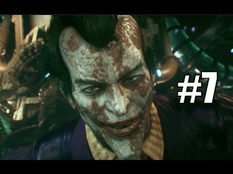 Pelataan Batman: Arkham Knight - #7