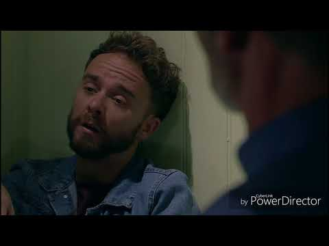 Coronation Street - David Comfort With Billy Over His Rape (Part 2/2) (6th July 2018)