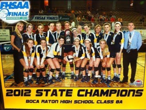 Boca Raton vs. Lake Mary FHSAA 8A State Semifinal