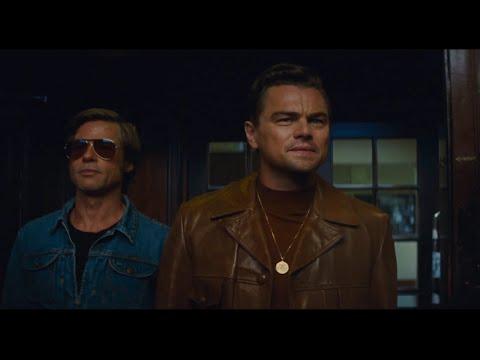 Tarantino junta a Brad Pitt y Leonardo DiCaprio en su nueva película