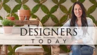 Fixer Upper's Joanna Gaines talks to Designers Today about Magnolia Home
