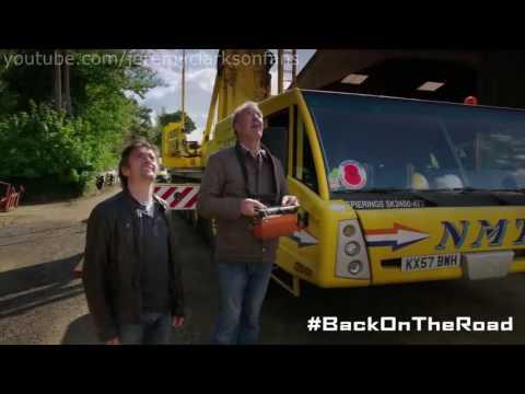 Jeremy Clarkson breaks James May piano