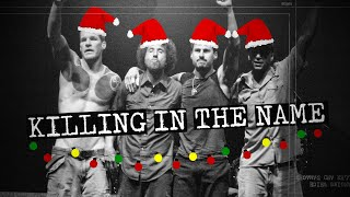 How Rage Against the Machine Topped the Christmas Charts
