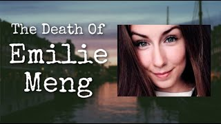 Cover images The Death of Emilie Meng
