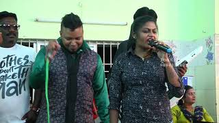 Gana Isaivani Settingila Senjiduvan Song