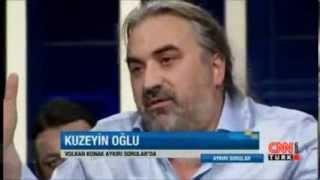 Volkan Konak - Hani Kardeştik - Aykırı Sorular 08.12.2012