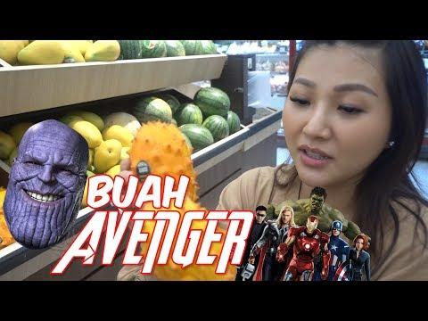 The Onsu Family - Buah Avenger