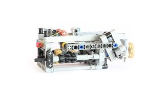 LEGO TECHNIC 3 SPEED AUTOMATIC GEARBOX