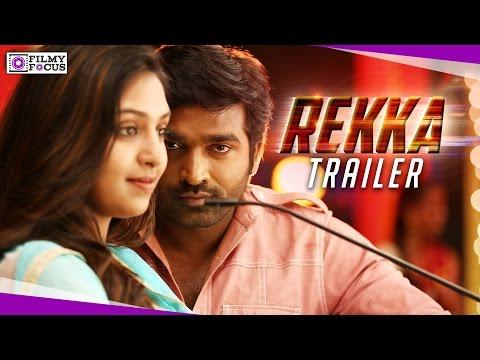 Rekka - Official Trailer | Vijay...