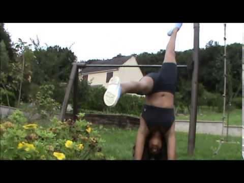 Gymnastique jardin barres et petit d fi youtube - Dutronc petit jardin youtube limoges ...