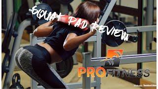 ProFitness Squat Pad (Barbell Pad) - Review