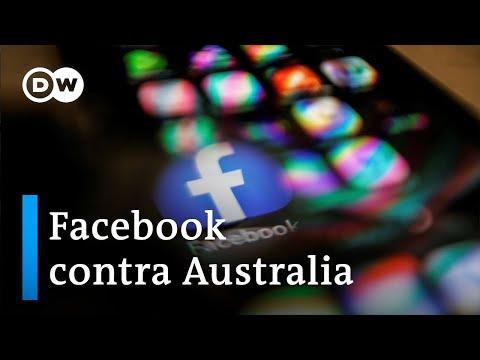 El gigante tecnológico bloquea a la prensa australiana