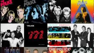 The Police - Spirits In The Material World {ReMix HD}