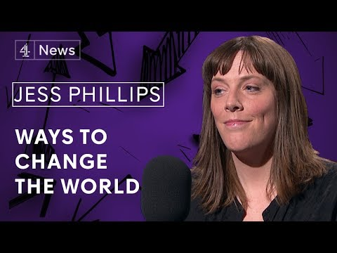 Jess Phillips MP on domestic abuse, Corbynistas and drug policy