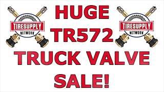 Tire Supply Network | Haltec Tubeless Truck Valve Stem TR-572