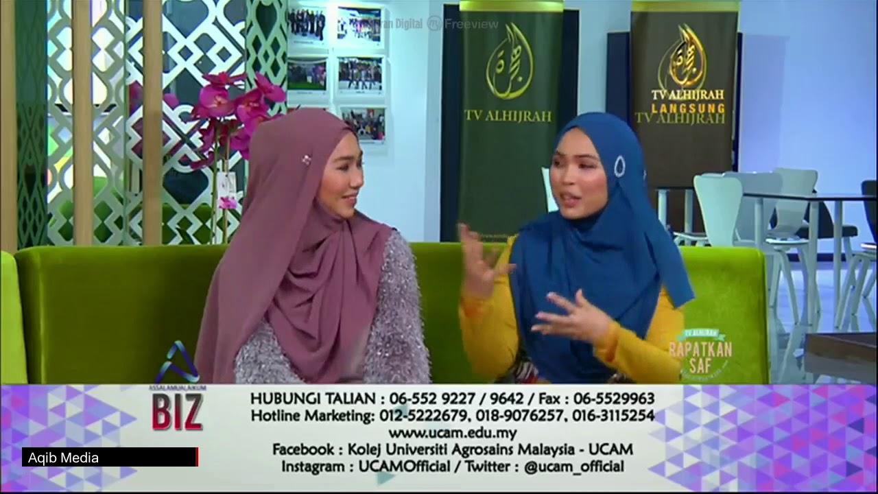 270618 Assalamualaikum Biz Kolej Universiti Agrosains Malaysia Ucam Youtube