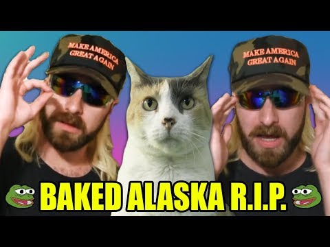 BAKED ALASKA'S BIG A$$ TWITTER PARTY!