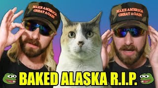 BAKED ALASKA'S BIG A$$ TWITTER PARTY!