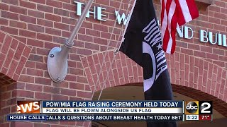 POW/MIA flag now on display at state buildings