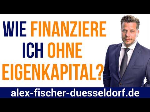 Immobilienfinanzierung ohne Eigenkapital (Immobilien finanzieren ohne oder mit wenig Eigenkapital)