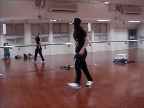 Super Junior -BONAMANA(美人啊)舞蹈教學報名專線0922226930蜻蜓飛舞音樂天地.MPG
