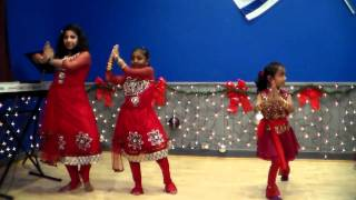 Betel Stovner (Tamil Christmas-2011) Dance Children