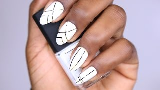Lazy Girl Beauty Hack: DIY PRESS ON NAILS!!! | Jackie Aina
