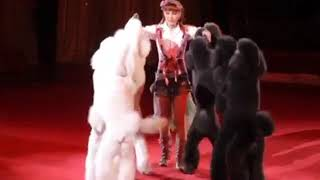 В Новокузнецк приехал уникальный цирк