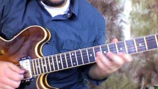 Santana - Samba Pa Ti - pt 1 - How to Play on Guitar Tutorial