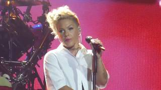 P!NK / PINK - What About Us - Live At Waldbühne, Berlin - Fri 11th Aug 2017