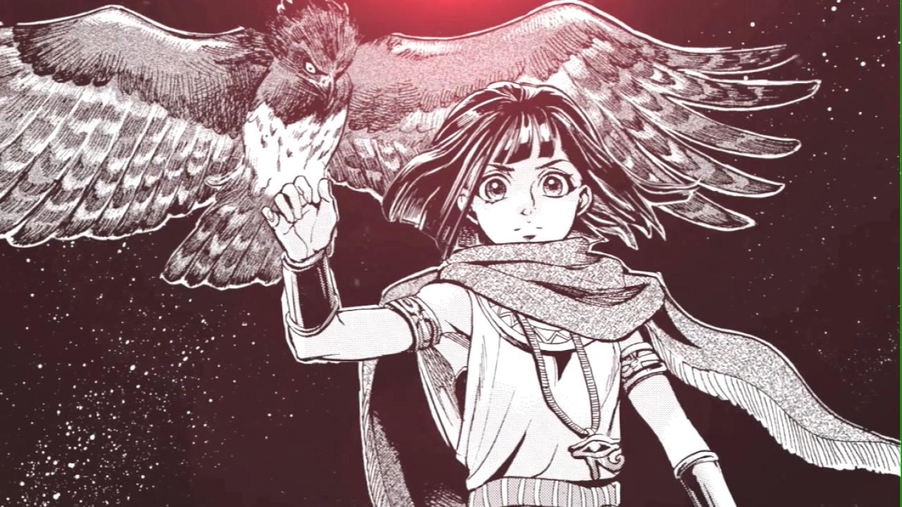 [Actu Manga] Reine d'Égypte s'offre un trailer antique !