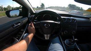 2011 Mazda CX-7 POV Test Drive