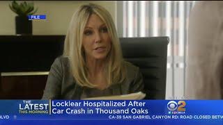 Heather Locklear Hospitalized After Thousand Oaks Crash