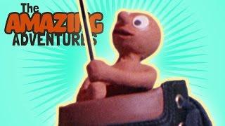 Kijk Amazing adventures - De dubbeldekker boot filmpje
